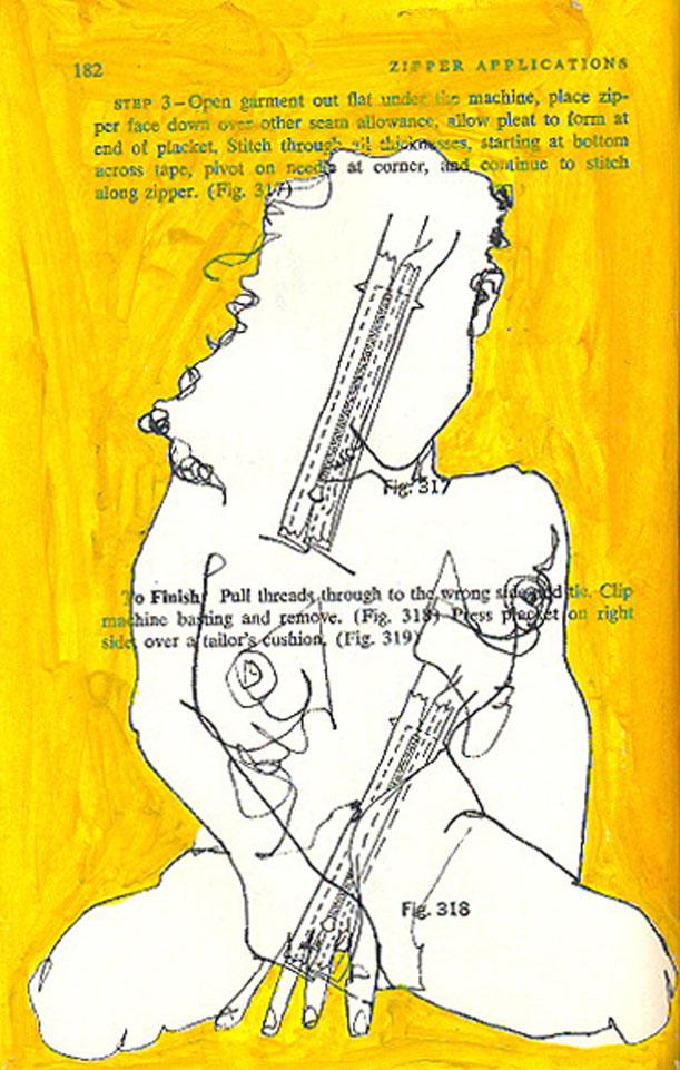 NED061 NEDA ARTWORK MELOOMI PERSIAN GALLERY