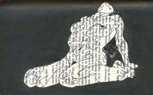 NED071 NEDA ARTWORK MELOOMI PERSIAN GALLERY