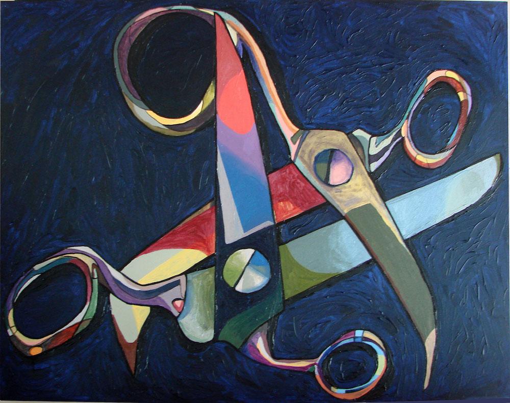NED083 NEDA ARTWORK MELOOMI PERSIAN GALLERY