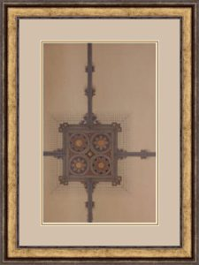Gilding1Framed Meloomi Persian Art Gallery