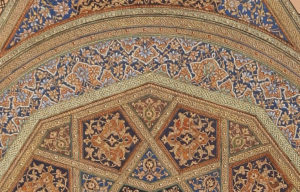 Gilding3Detail2 Meloomi Persian Art Gallery