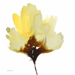 JAL004 Jalaleddin Mashmooli Iranian Artist Koutena Flowers Meloomi Persian Art Gallery