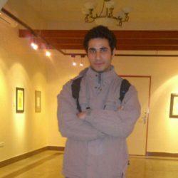 Mohammad Artist Persian Gilding Meloomi Persian Art Gallery